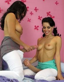 gracie_girthsome_hazel_horneyhose_video